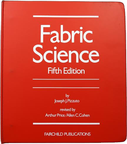 Fabric Science Author JJ Pizutto