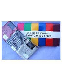 Fiber to Fabric Swatch Set 65