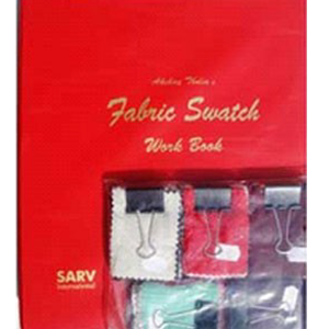 Fabric Swatch Work Book
