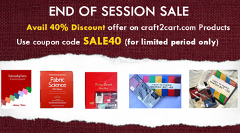 Avail 40% Discount Offer on craft2cart.com Products.    Use Coupon Code  SALE40  (for limited period only)